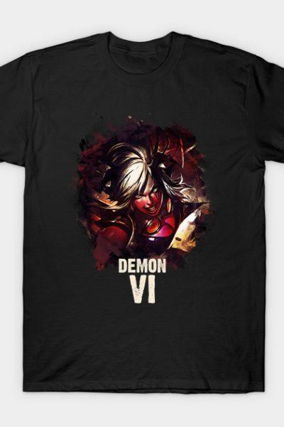 League of Legends – DEMON VI T-Shirt
