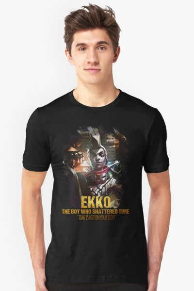 League of Legends EKKO