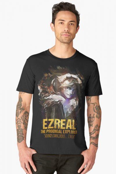 League of Legends EZREAL – The Prodigal Explorer