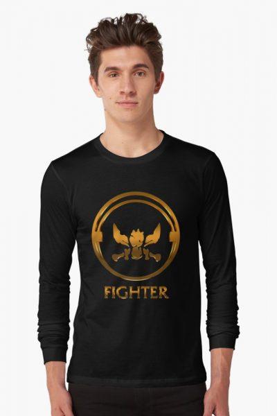 League of Legends FIGHTER [gold emblem]