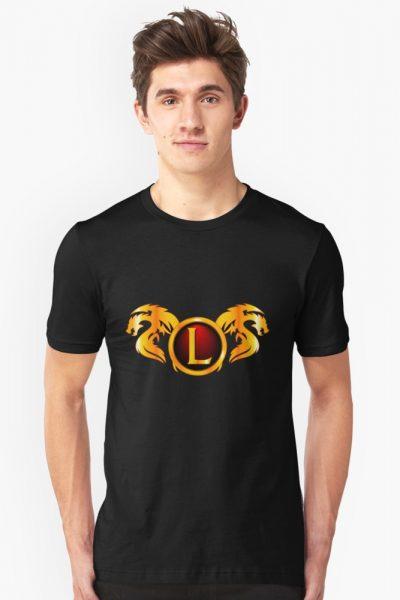 League of Legends LOGO Custom Digital Artwork