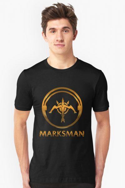 League of Legends MARKSMAN [gold emblem]