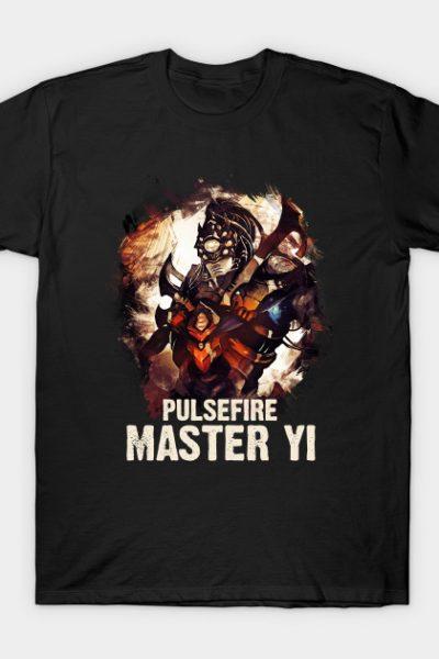 League of Legends – PULSEFIRE MASTER YI T-Shirt