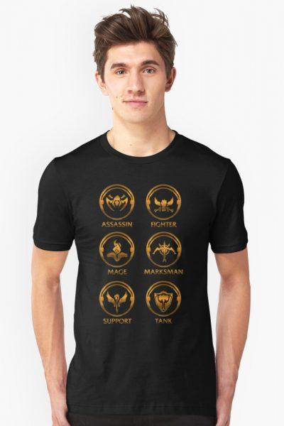 League of Legends Roleplay Teambuilder [gold emblems]