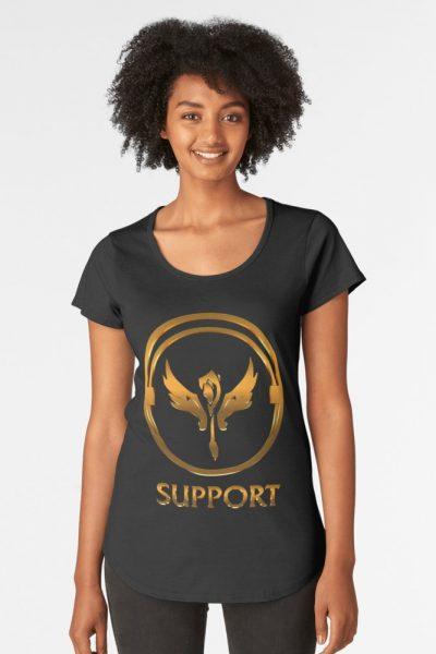 League of Legends SUPPORT [gold emblem]