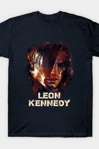 Leon S. Kennedy – RESIDENT EVIL T-Shirt