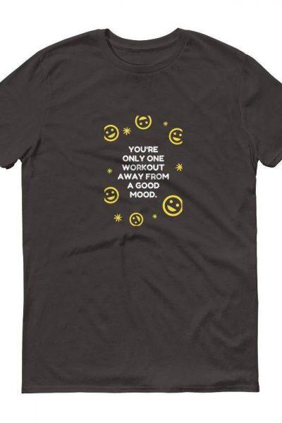 Men's Motivational Short sleeve t-shirt