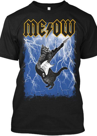 ME/OW – Thunderstruck