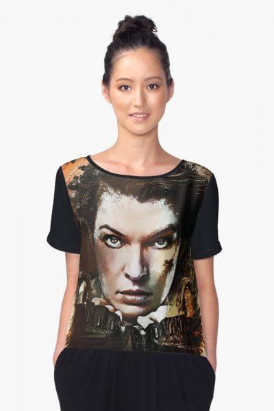 Milla Jovovich – Custom Digital Artwork