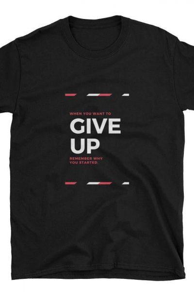 Motivational Men's T-Shirt