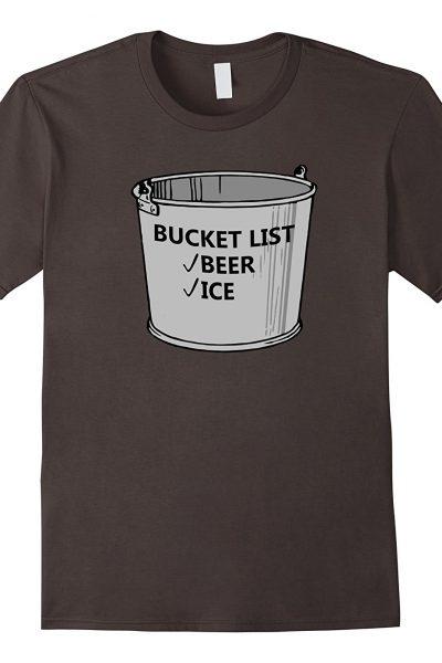 My Bucket List Beer & Ice