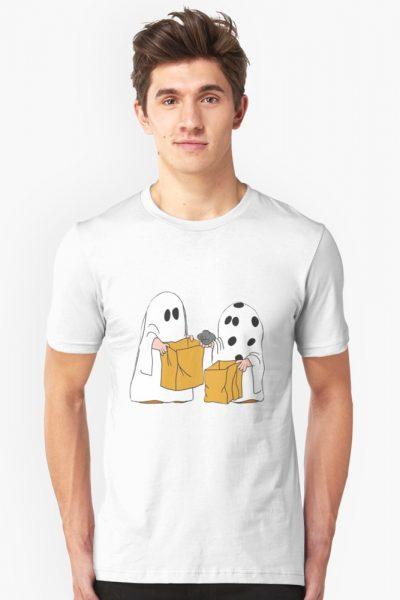 Peanuts ghosts