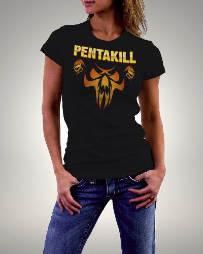 PENTAKILL logo – League of Legends