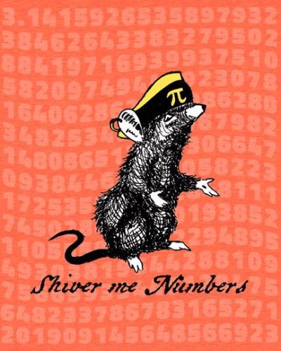 Pirat – Shiver me Numbers