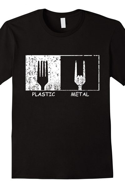 Plastic vs. Metal