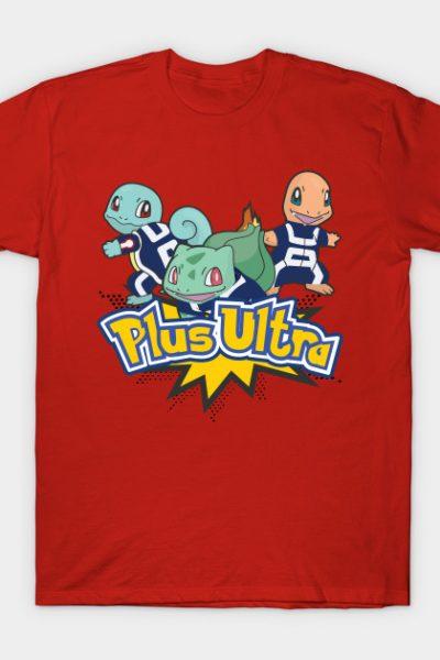Pokemon – Plus Ultra T-Shirt