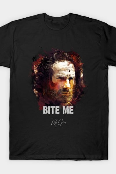 Rick Grimes – THE WALKING DEAD T-Shirt