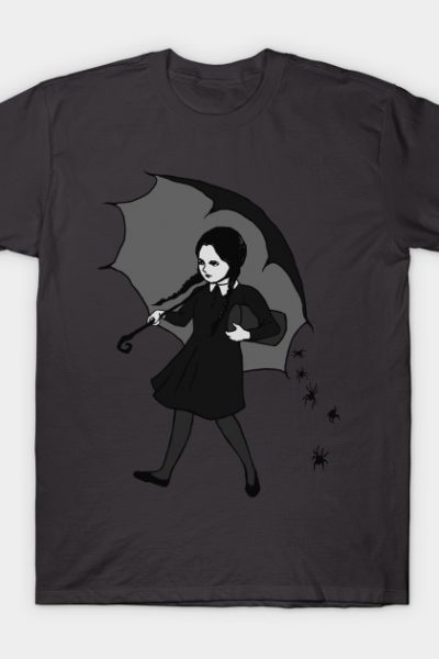 Scary Girl T-Shirt