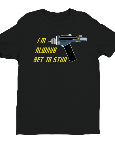 Set to Stun Shirt