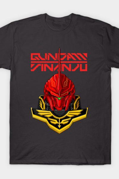 Sinanju Gundam T-Shirt