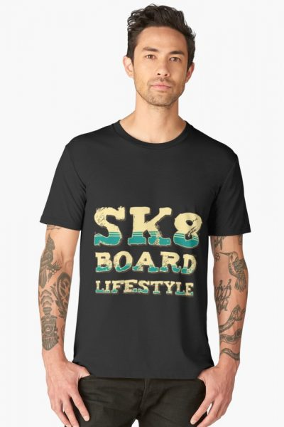 SK8 Board Lifestyle
