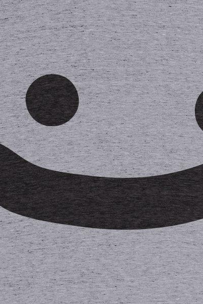 Smiley by Porky Roebuck