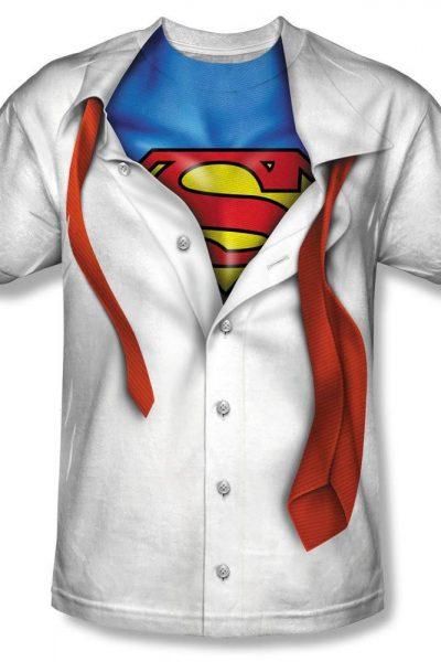 Superman – I'm Superman Adult All Over Print 100% Poly T-Shirt