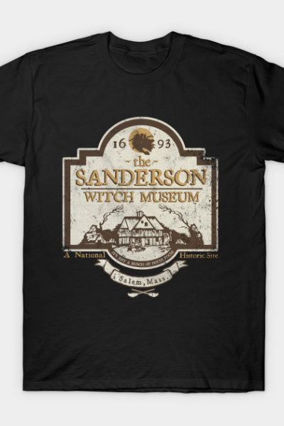 The Sanderson Witch Museum T-Shirt