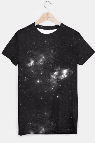 The Space T-shirt, Live Heroes