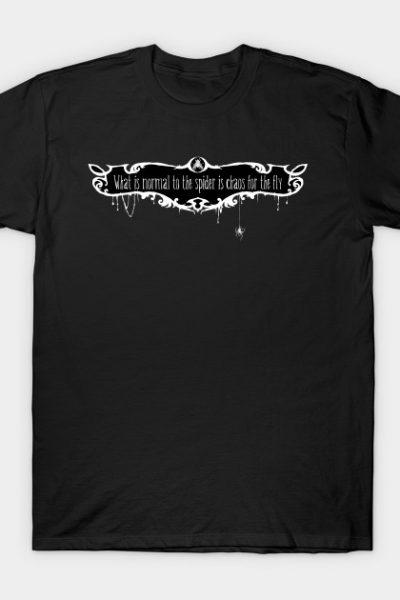 The Wisdom of Morticia T-Shirt