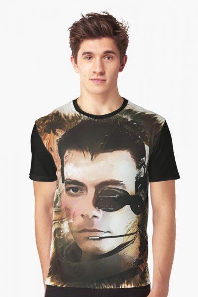 Universal Soldier – Jean Claude Van Damme – Custom Digital Artwork