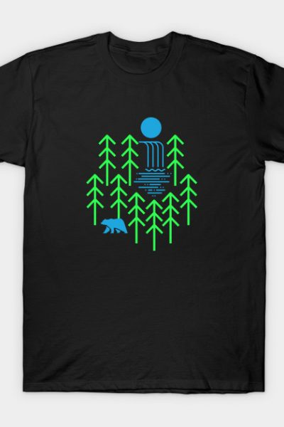 Waterfall Lake T-Shirt