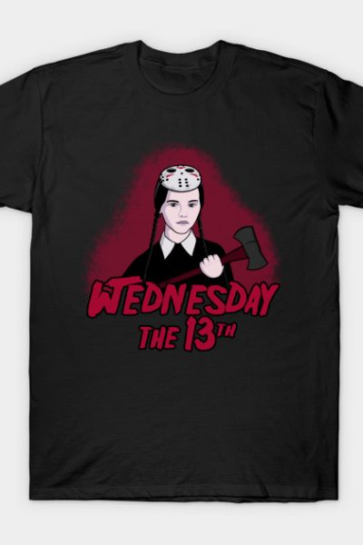 Wednesday The 13th T-Shirt