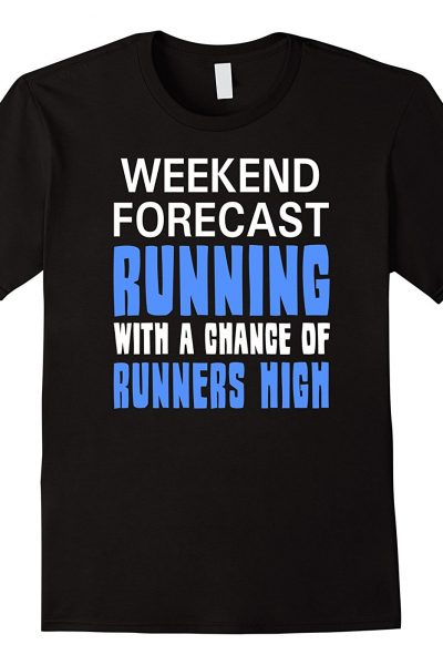 Weekend Forecast Running With A Chance Of….