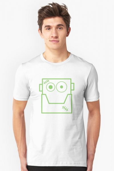 Zombie / Frankenstein Halloween T Shirt