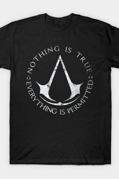 Assassin's Creed Black Edition T-Shirt