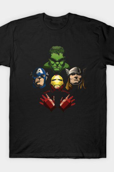 Avengers Rhapsody T-Shirt