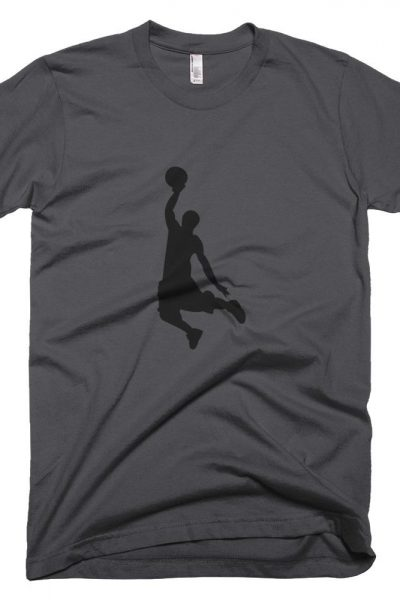 Basketball Short-Sleeve T-Shirt