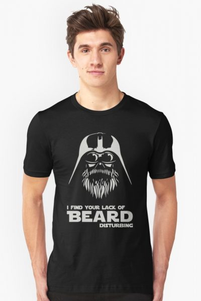 Beard – I Find Your Lack Of Beard Disturbing