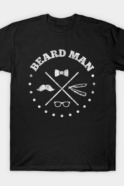 Beard Tee T-Shirt