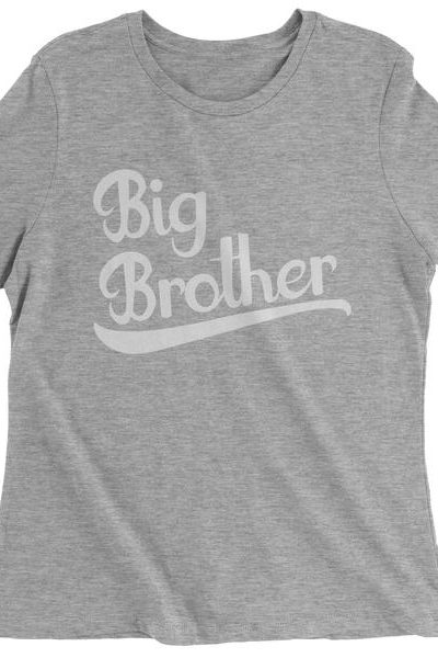 Big Brother  Womens T-shirt
