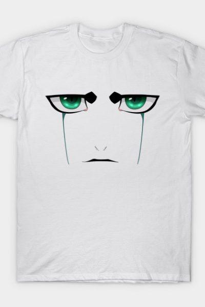 Bleach-Ulquiorra-Anime Eyes T-Shirt