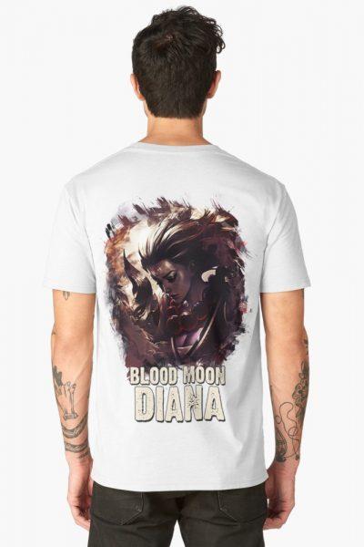 BLOOD MOON DIANA – League of Legends