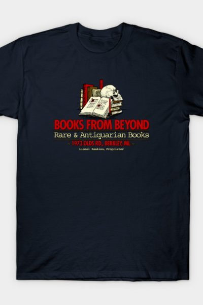 Books from Beyond T-Shirt