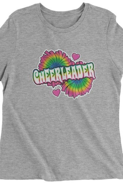 Cheerleader Womens T-shirt