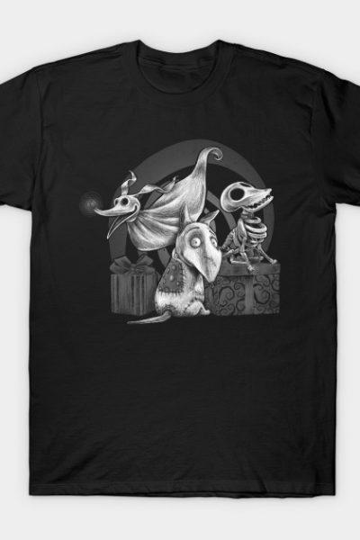 Creepy Dogs T-Shirt