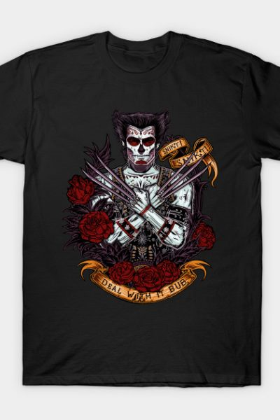 Day of the Dead Weapon T-Shirt