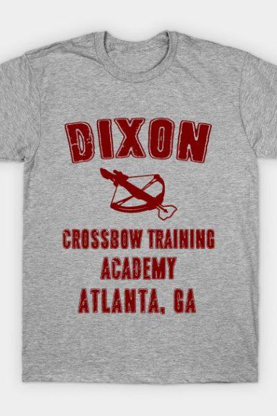 Dixon Cross Bow Training Academy T-Shirt