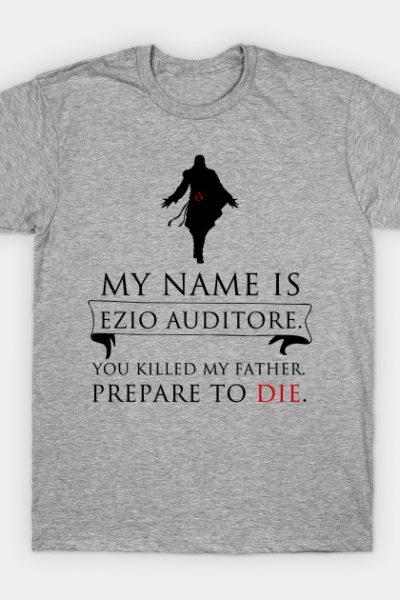 Ezio Auditore T-Shirt
