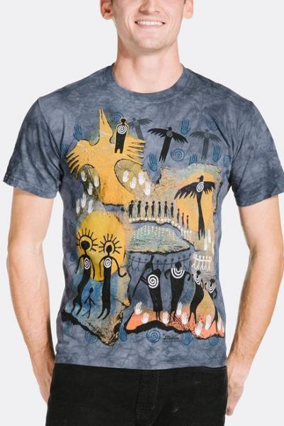 Flight of the Shaman T-Shirt